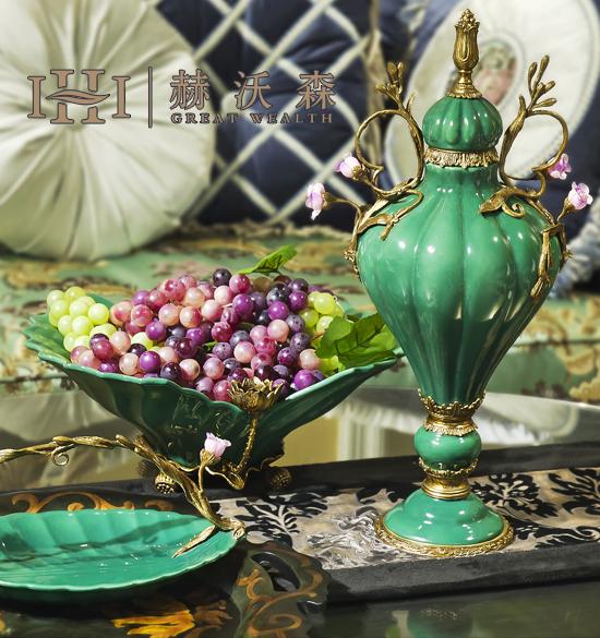 陶瓷配铜系列
