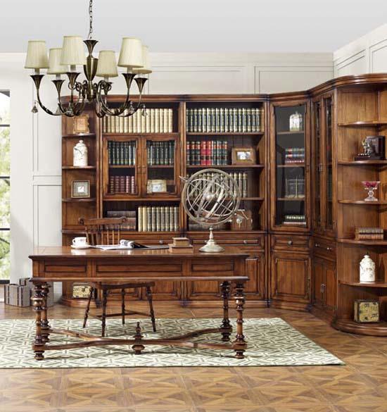 摩迪卡唯美书房